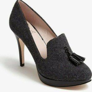 Vince Camuto Emmi Size 8.5 Tassel Platform Heels